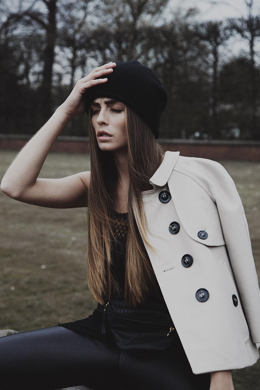 Kaltblut Magazine make up by Franziska Sonnabend