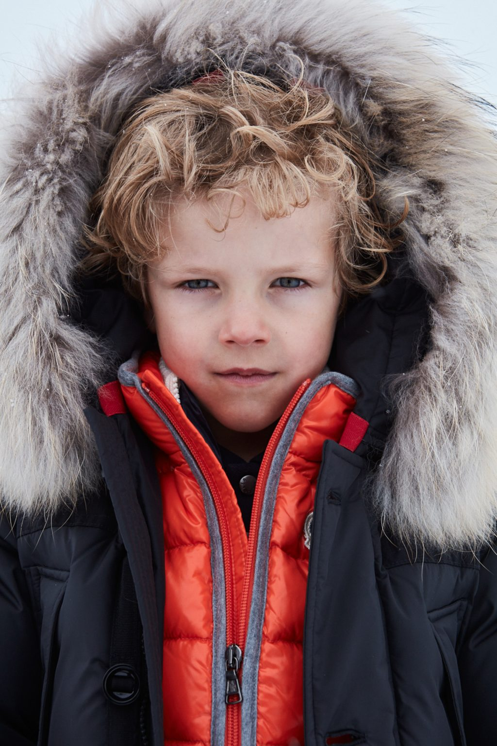 MONCLER KIDS FALL/WINTER CAMPAIGN
