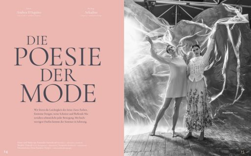 Koe Magazin Editorial