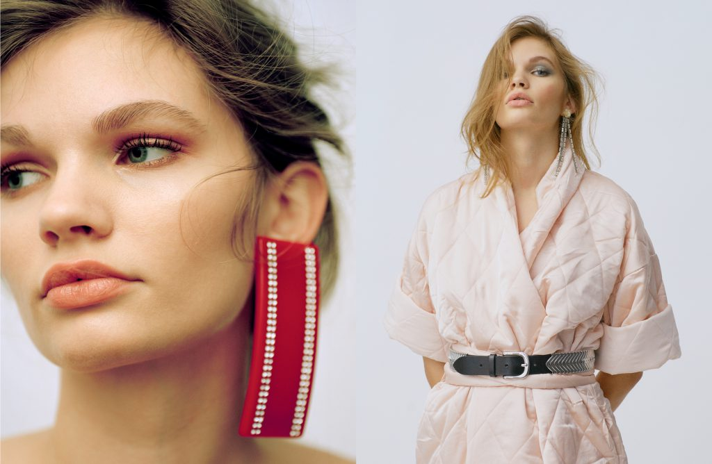 Hair and Make up beauty fashion editorial make up the forumist